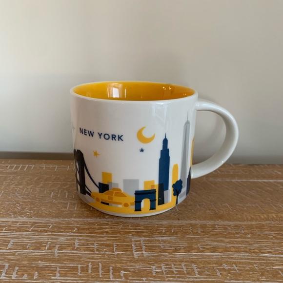 Starbucks you are here New York